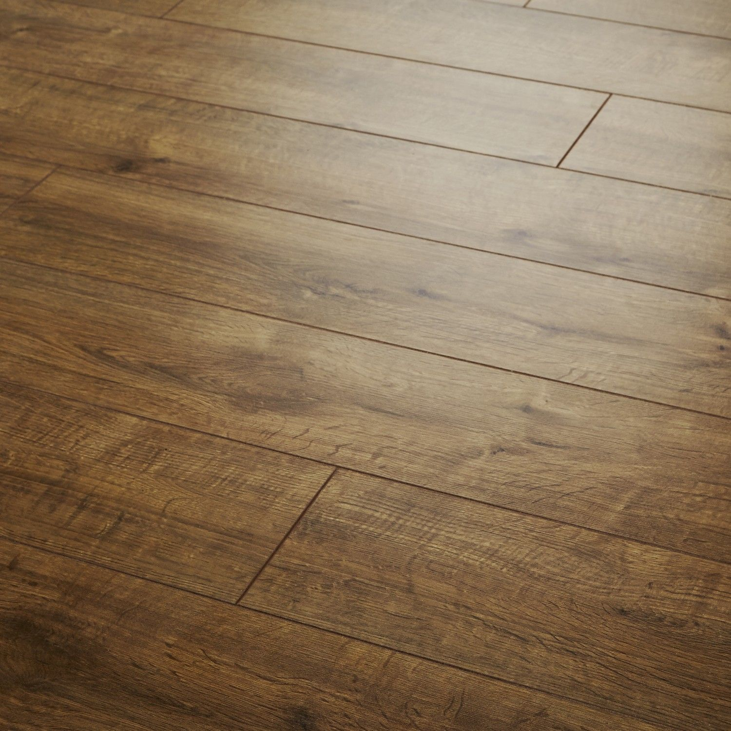 Kronofix Cottage Albany Oak Laminate Flooring Oak