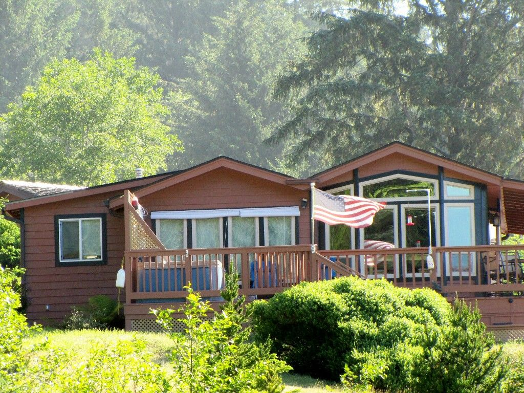 Cottage vacation rental in Brookings from