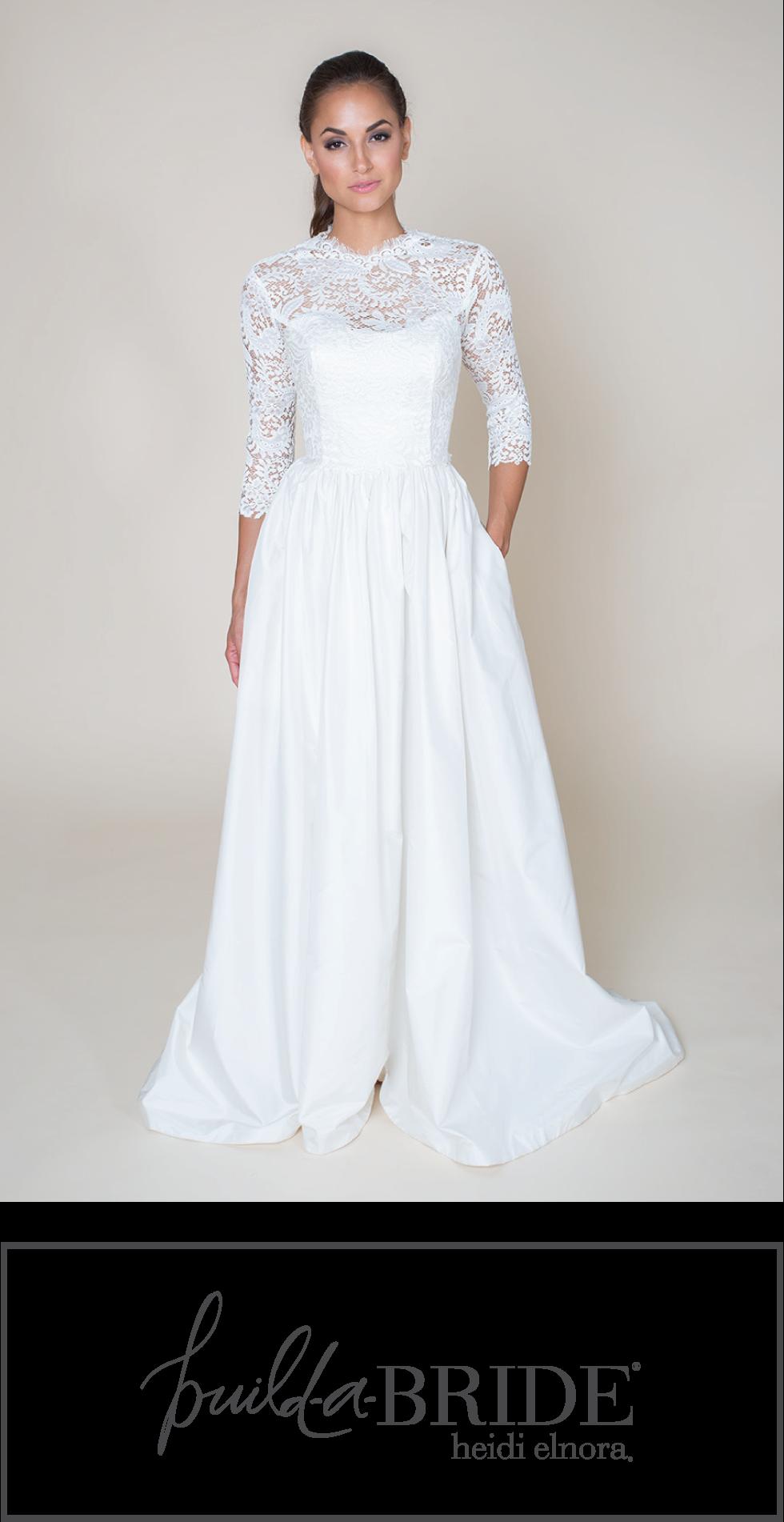 Build-A-Bride wedding dress collection by Heidi Elnora in Birmingham ...