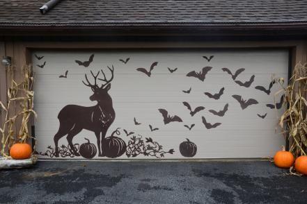 65+ DIY Halloween Decorations  Decorating Ideas Decoration