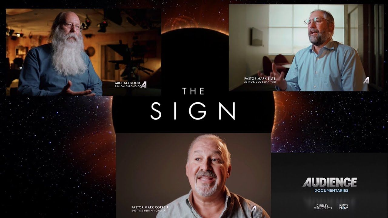 The Sign ~ Michael, Mark & Mark