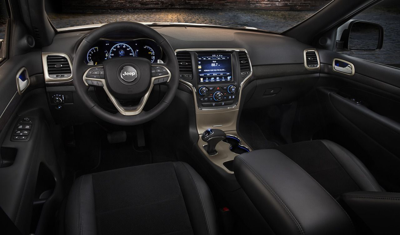 2014 jeep grand cherokee summit offers a new level of refinement with premium natura plus leather trimmed heated seats with edge welting and refin