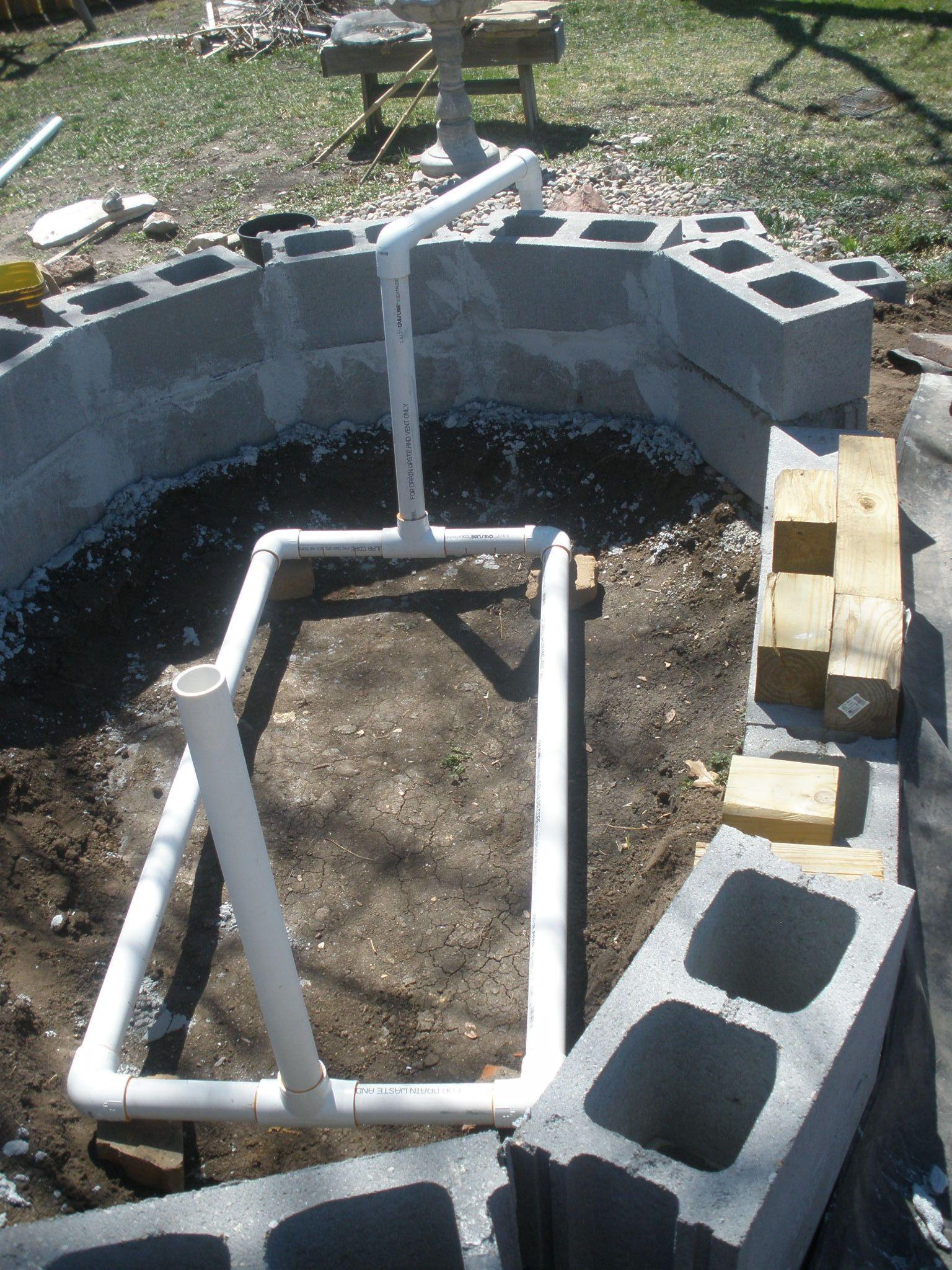 Diy filter in the bog aquaponics aquaponics system