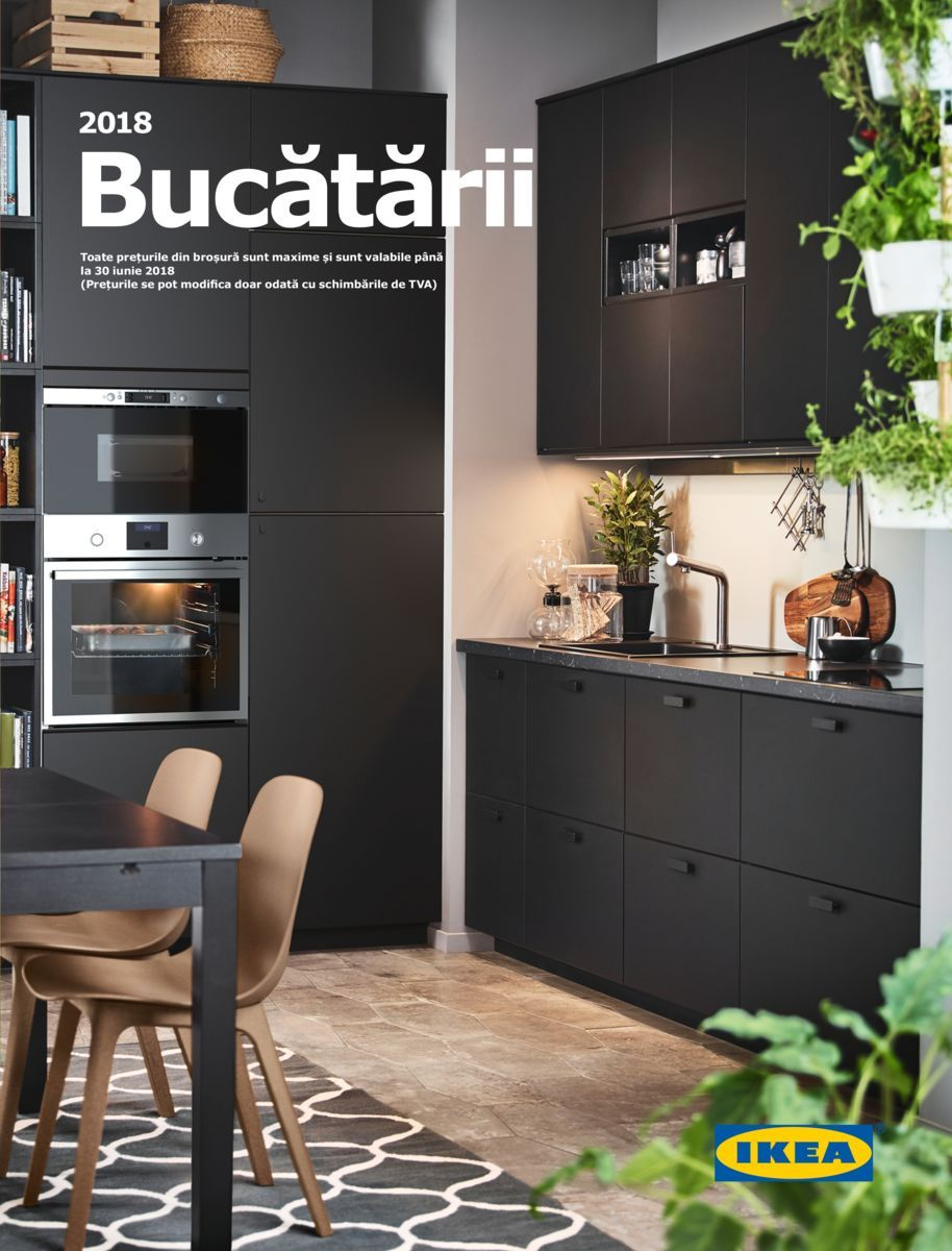Catalog IKEA Romania Oferte Bucatarii 2018 Ikea kitchen