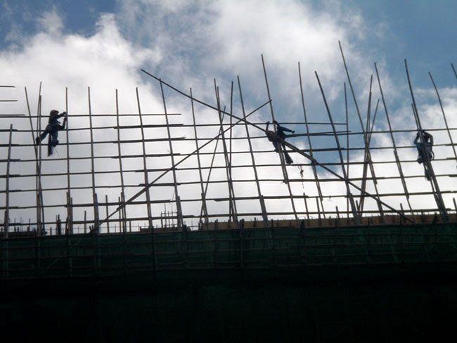 qué construyen