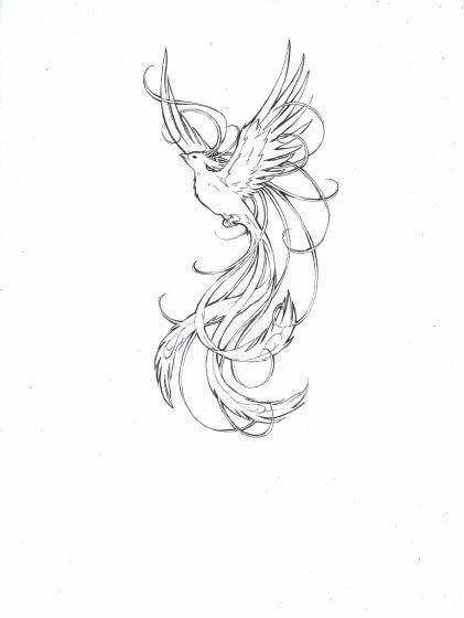 Phoenix. Feminine and delicate.