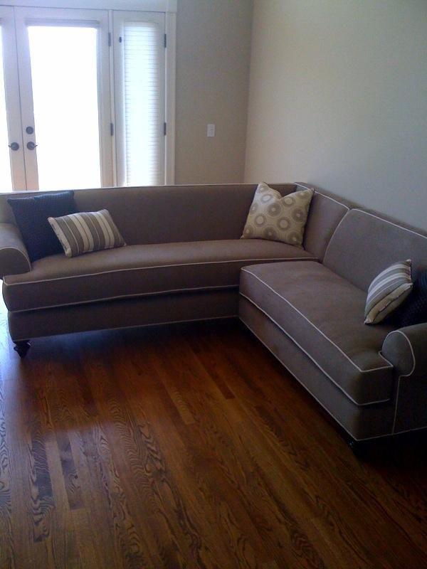 The Sofa Company Trevor Sofas Couches Custom Slipcover Sofas