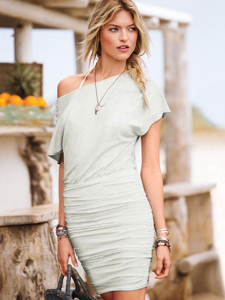 e37e8988f00 Off-the-shoulder Cover-up - Victoria's Secret | Dress Me Up ...