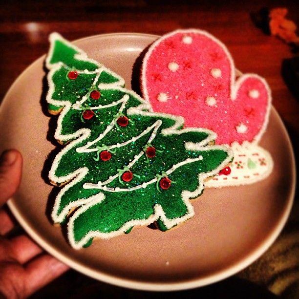 My fav cookies - christmas!