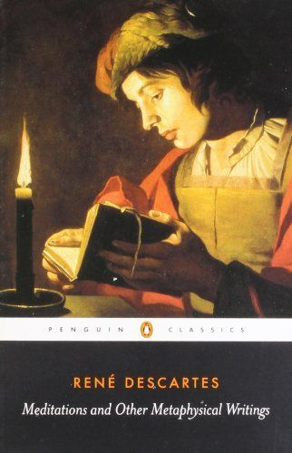 Meditations And Other Metaphysical Writings Penguin Classics By Rene Descartes Reading Art Artist Art