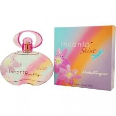 Incanto Shine By Salvatore Ferragamo Edt Spray/1.7 oz/Women/FN151399