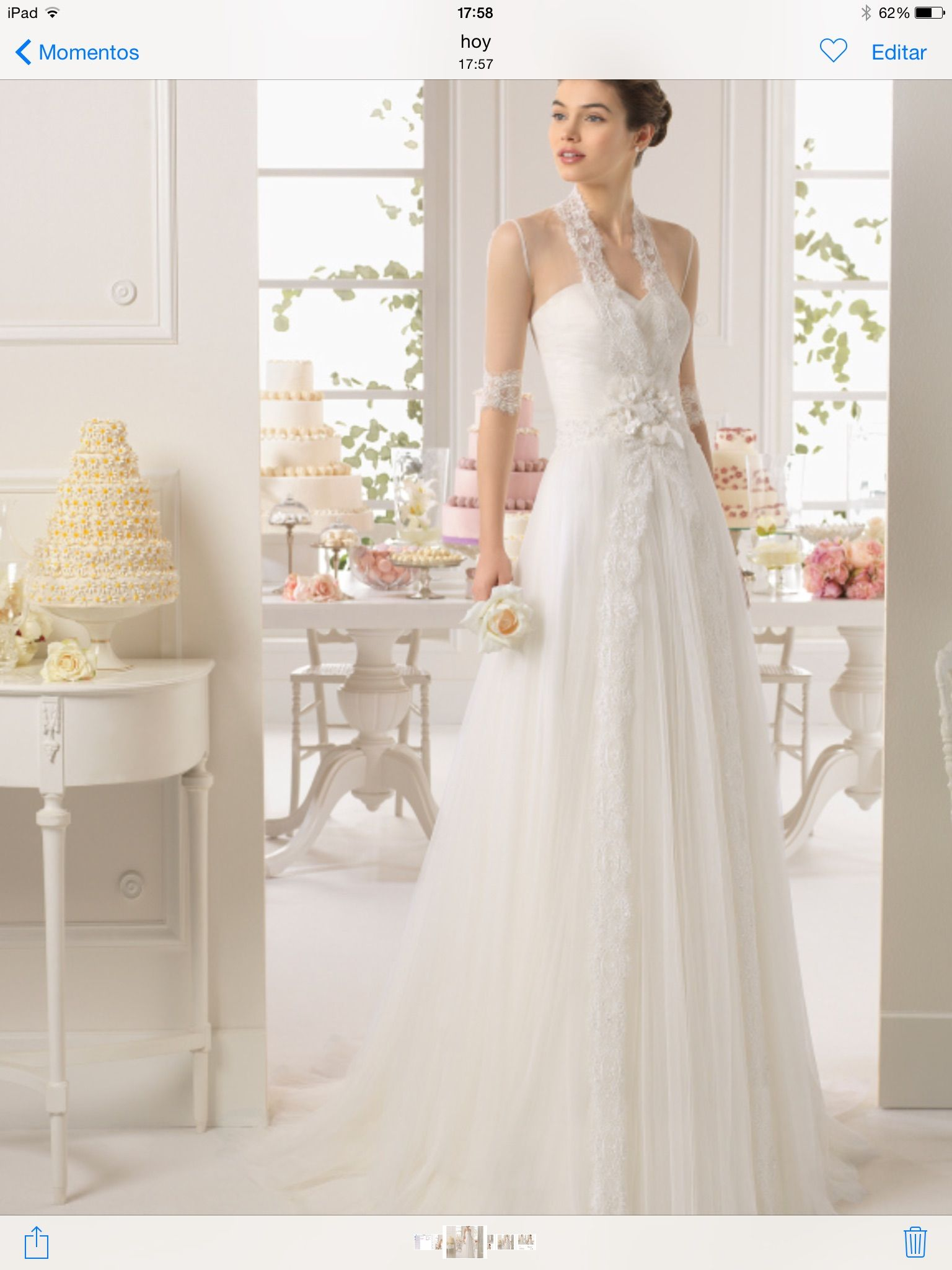 Vender vestido de novia barcelona