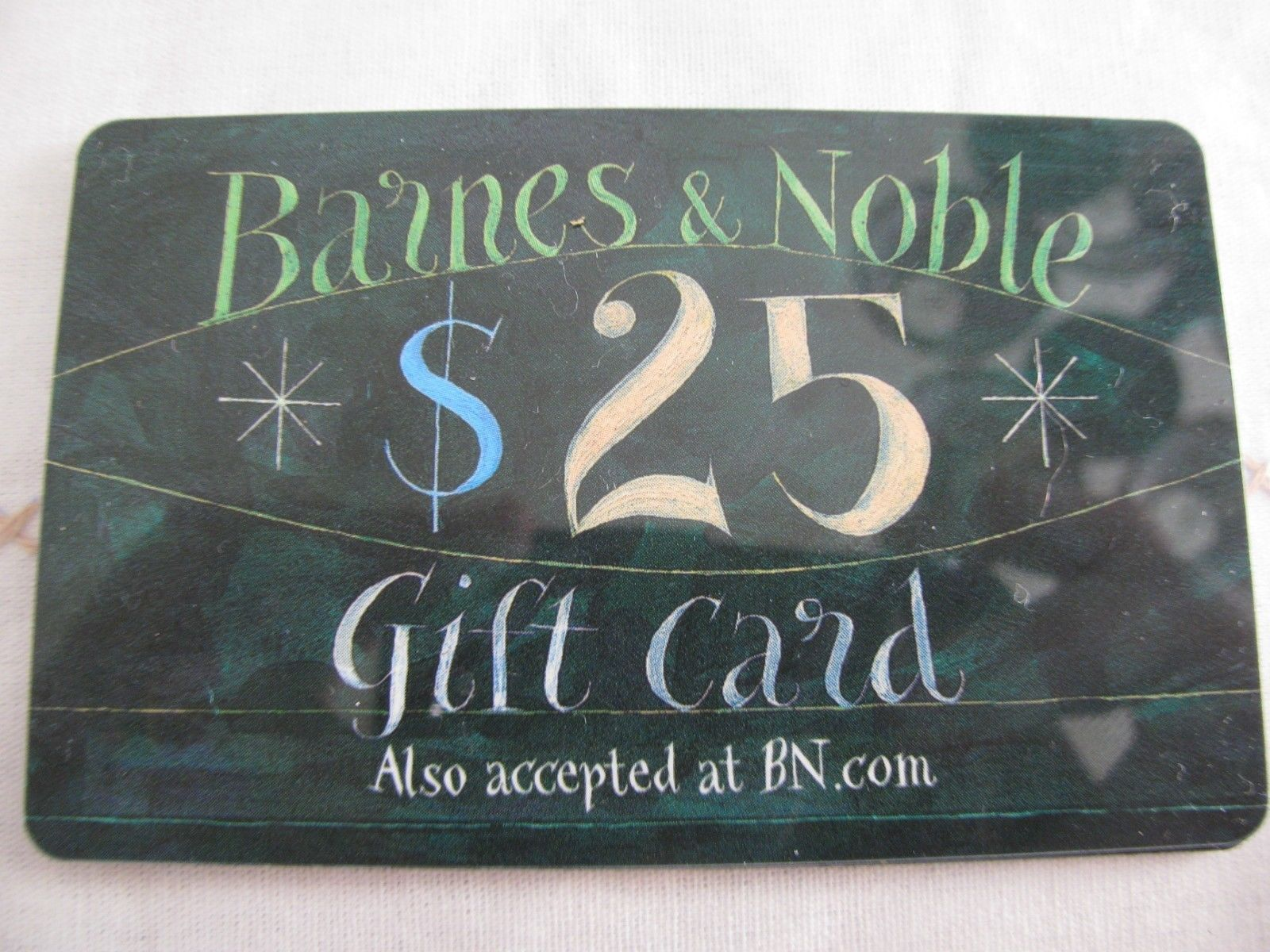 Coupons Giftcards 25 Barnes Noble Gift Card Online Or Store