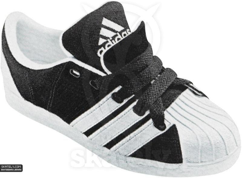 Adidas Skateboarding - Canvas Super Modified