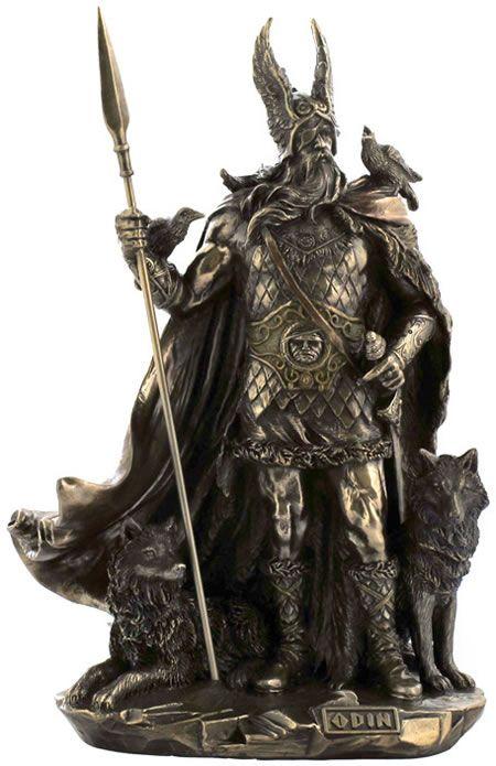 Odin, God of War