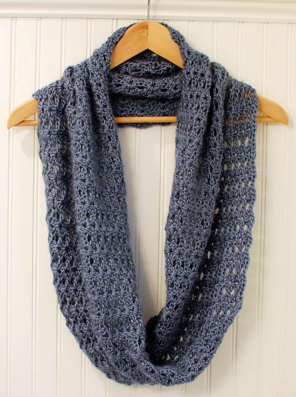 Mobius Infinity Scarf / Wrap   Scarf wrap, Free crochet and Infinity
