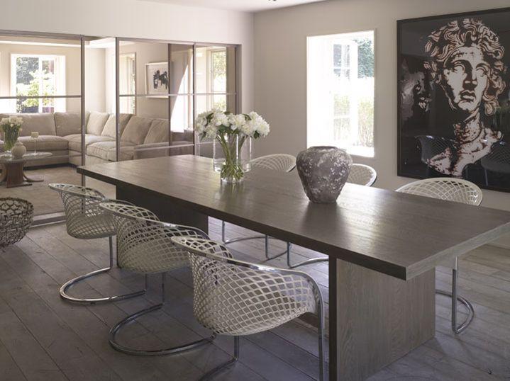 Mar Silver Design   Top High End Interior Designer, NYC, LA, The ·  EsszimmerLuxushäuser InnenraumInterior Design Blogs EsszimmertischeEßzimmerstühleModerne ...