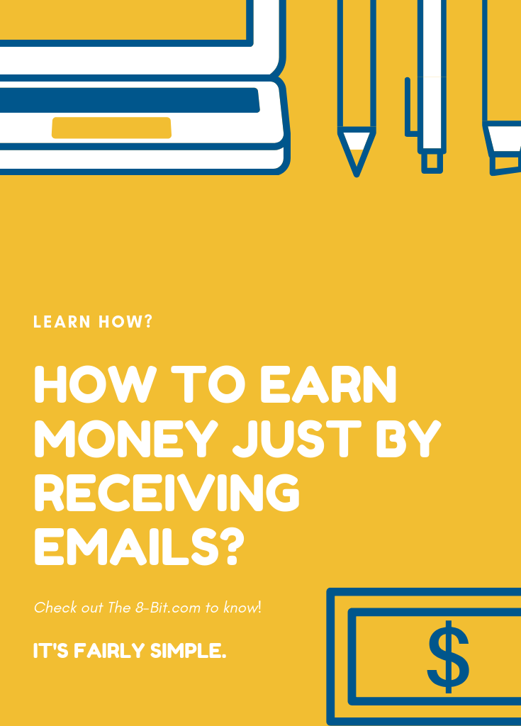I'm not kidding! Here's how you can earn money just by