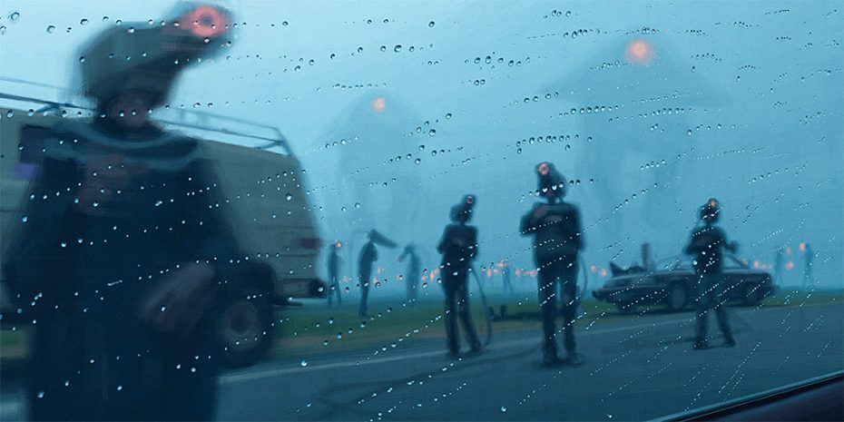 Artsy Fartsy Dark Souls Ii Concept Art: レトロフューチャー, 絵, 風景