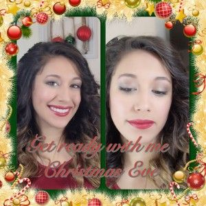 Christmas Eve Look + Christmas VLOG BondBeautYful
