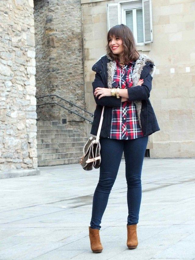 Resultado De Imagen Para Leggins Azul Outfit | Outfits Invierno | Pinterest | Leggins Invierno ...