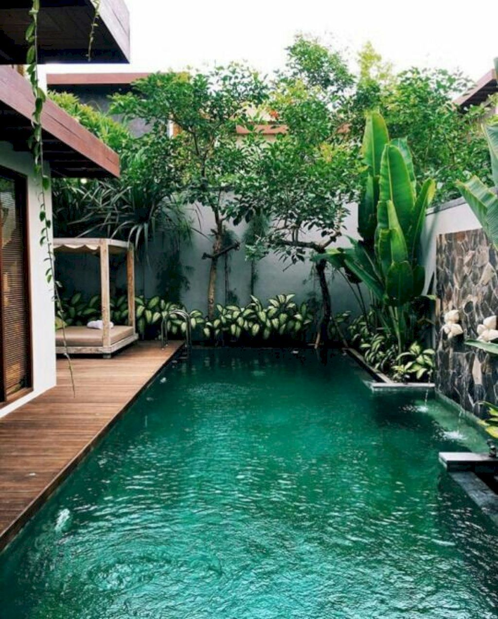 Marvelous Small Pool Design Ideas For Your Yard