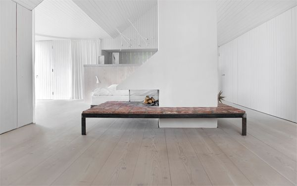 Scandinavian Style Dinesen Wood Floor