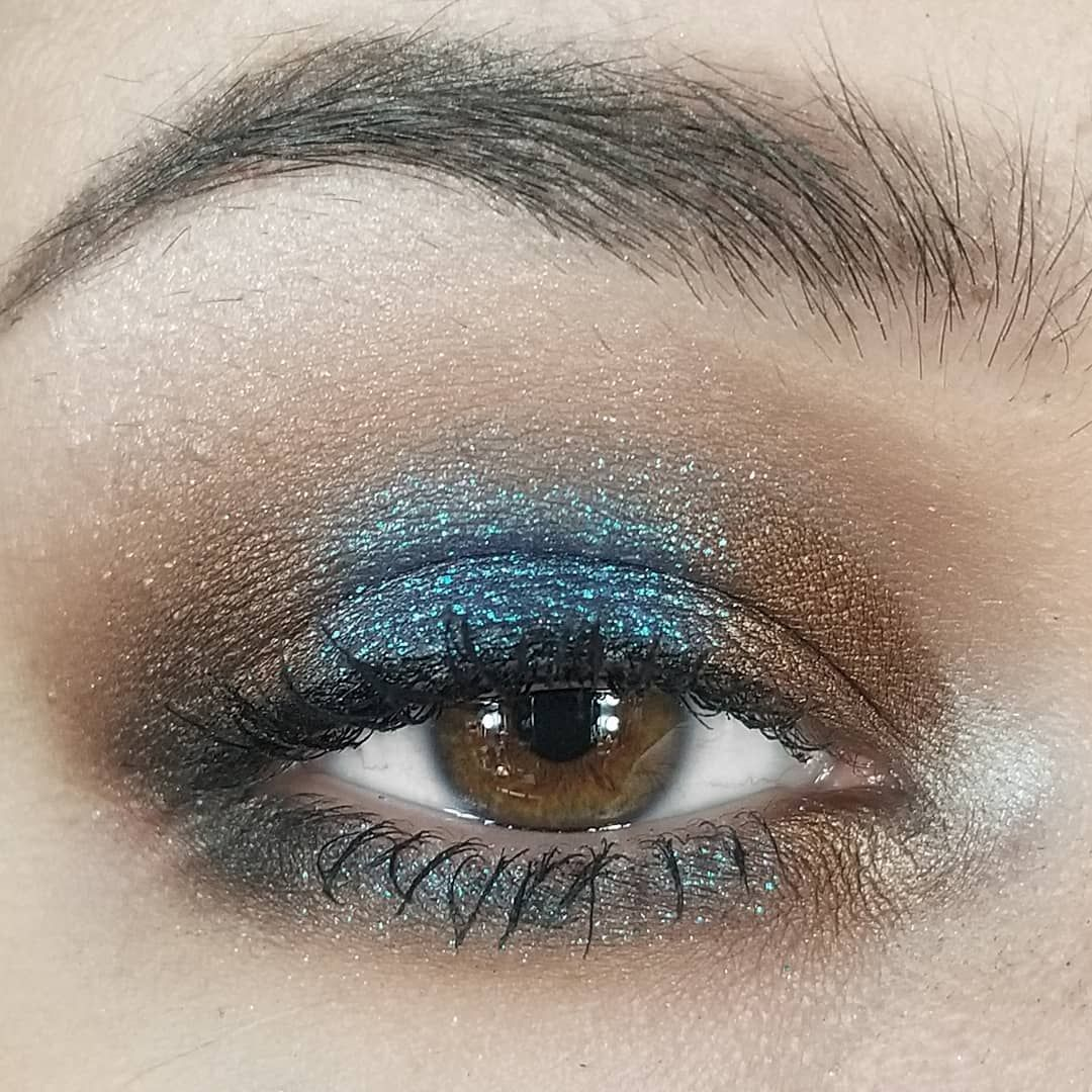 Brown & Blue Halo Eye. Regardless of where you are, you'll