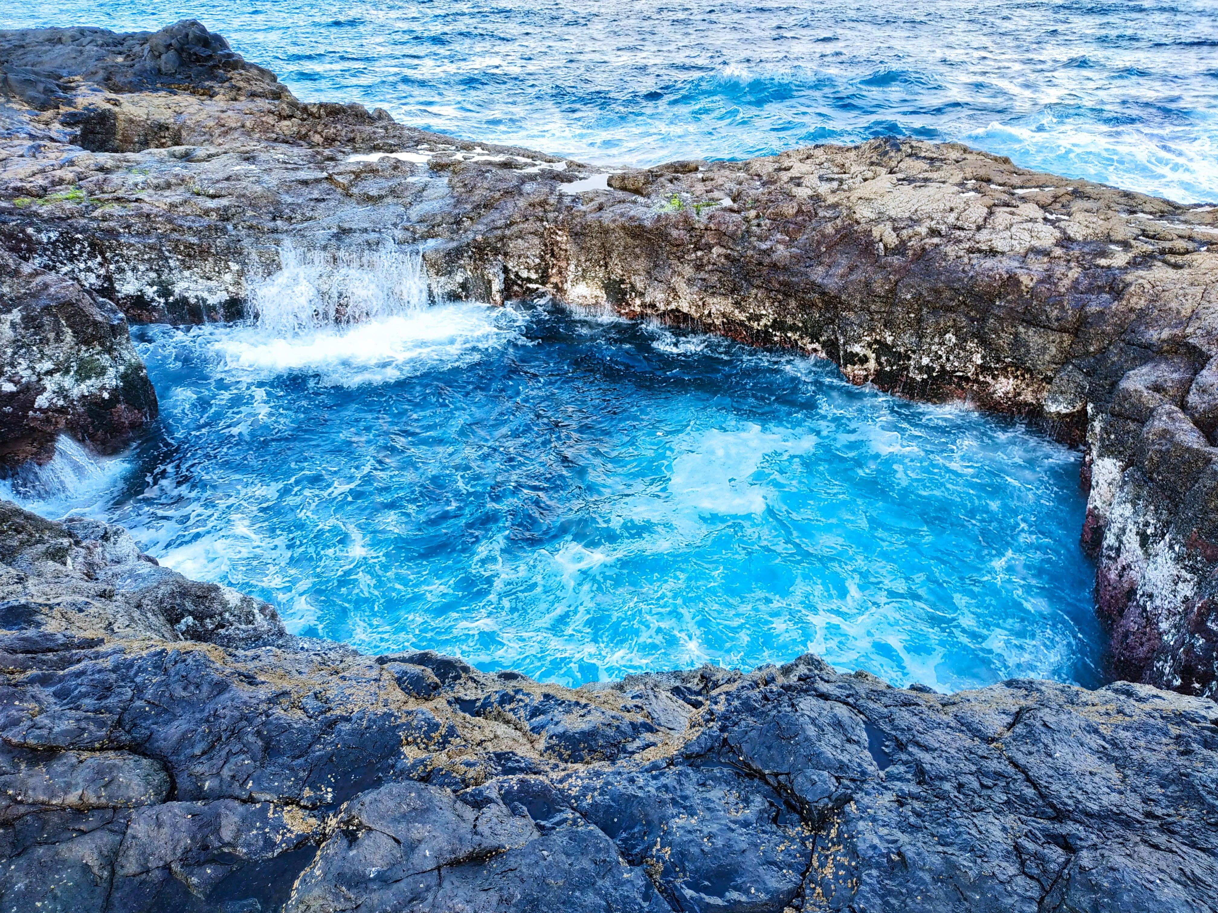 El Bufadero De La Garita Oc Telde Gran Canaria Canary Islands