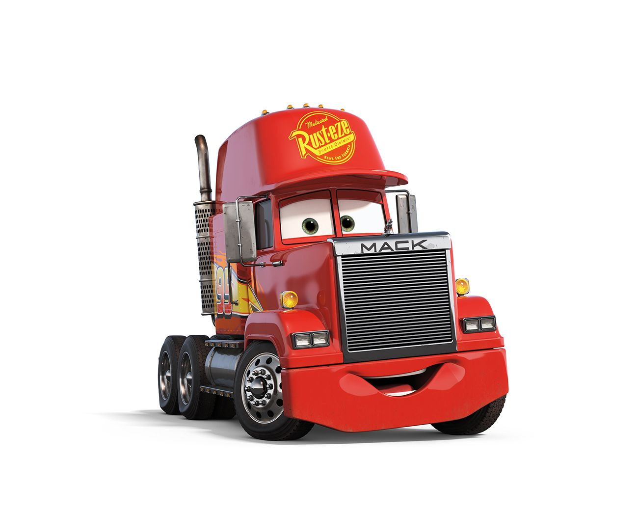 Rørig Meet The Cars 3 Character Lineup | Car's The Movie | Cars UD-05