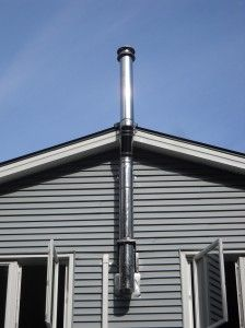 What is a Class A Chimney | DIY Chimney Repair | Pinterest | Stove ...