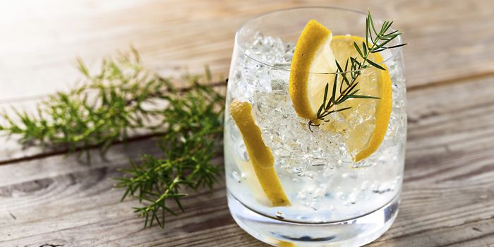 8 Gluten-Free Cocktail Recipes | Gin and tonic, Gin ...