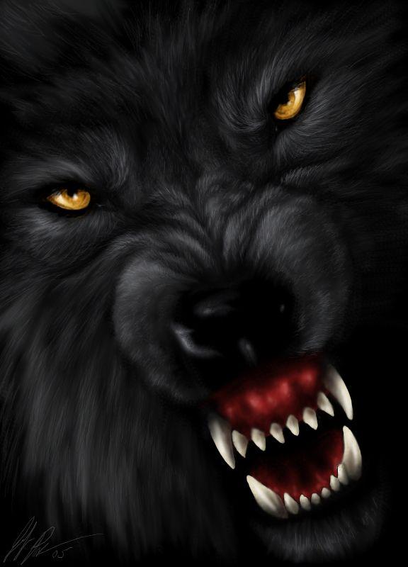 злой волк картинки на телефон мам самых прекрасных