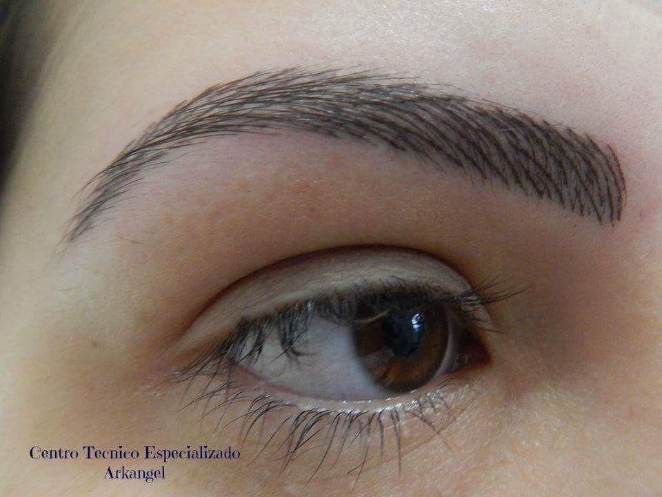 3d2cb28aa cejas pelo a pelo 6D | Cejas pelo a pelo | Human eye y Eyes