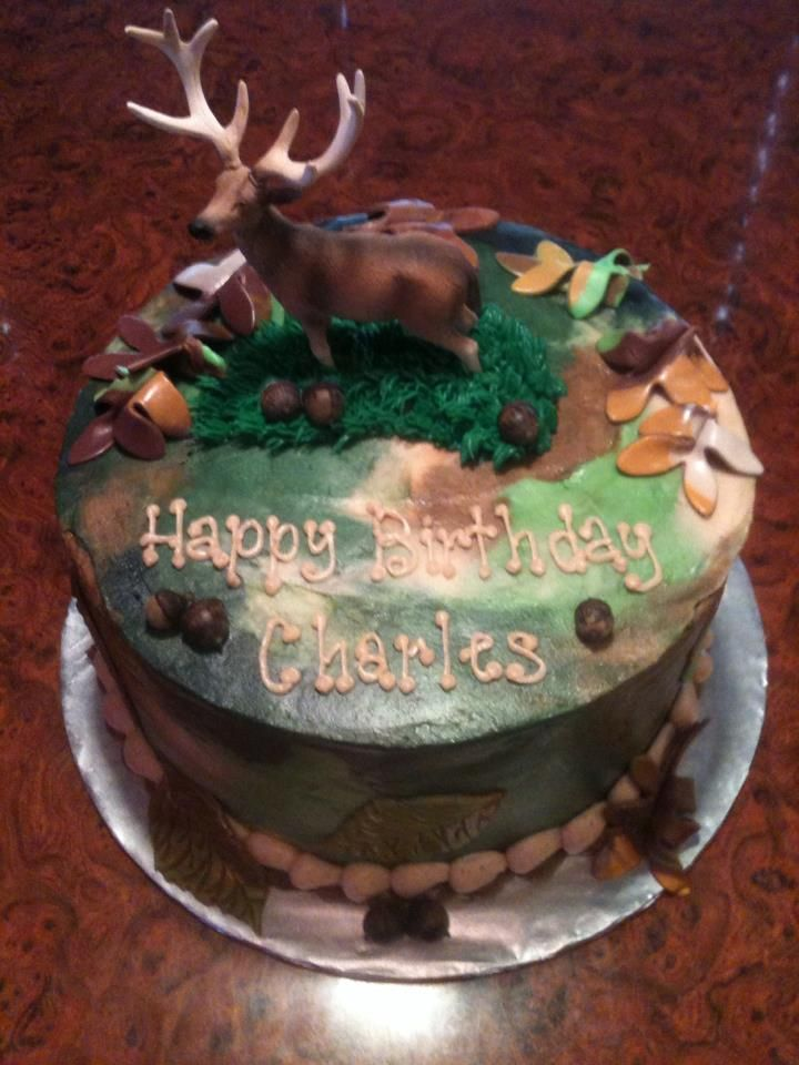 OMFG No way hunting and it says charles My baby boys name