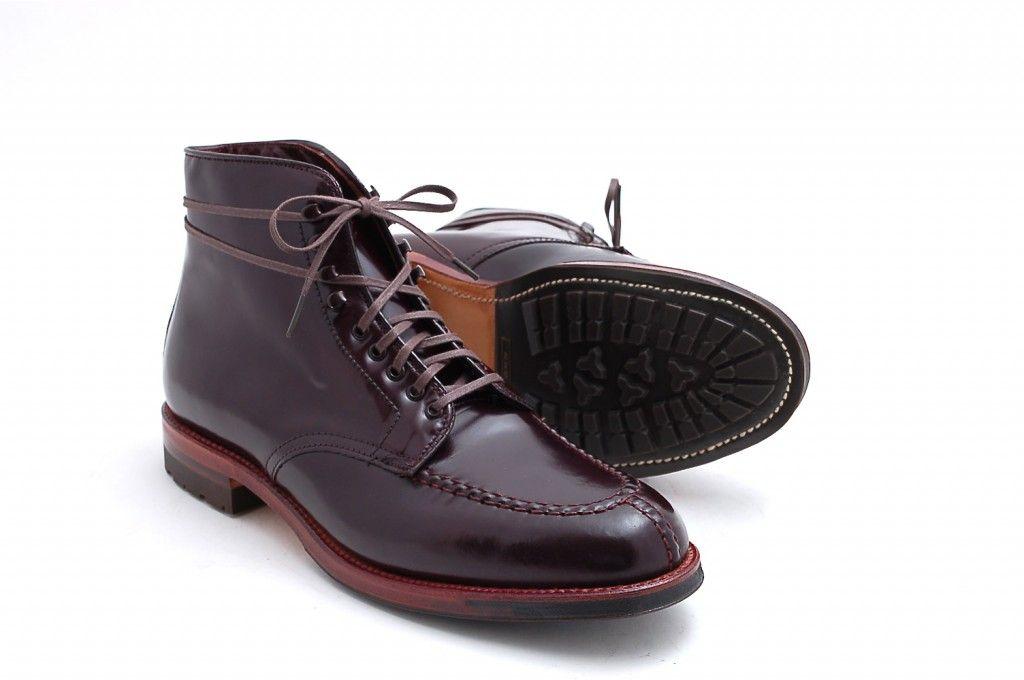 378135f6503 Alden Color 8 Tanker Boot Pre-Order | Footwear | Tanker boots, Shoes ...