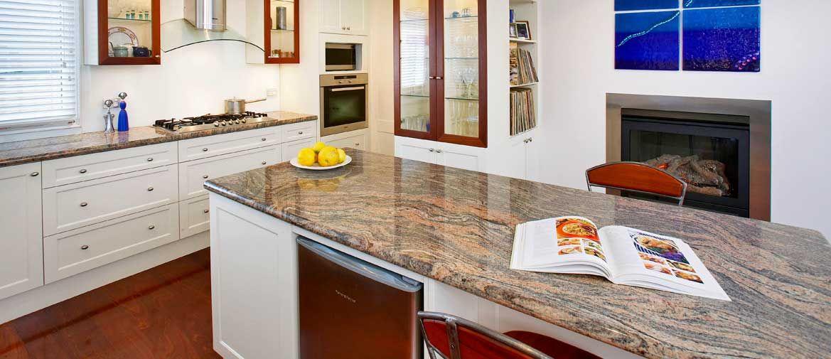Granit Küchenarbeitsplatten verleihen dem Raum ihre eigene - kuchenarbeitsplatten aus granit