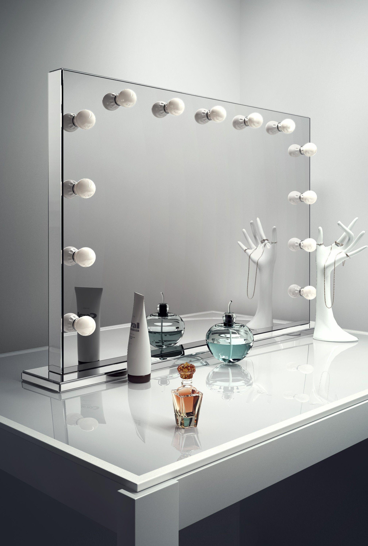 Mirror Finish Hollywood H700mm x W1000mm x D60mm
