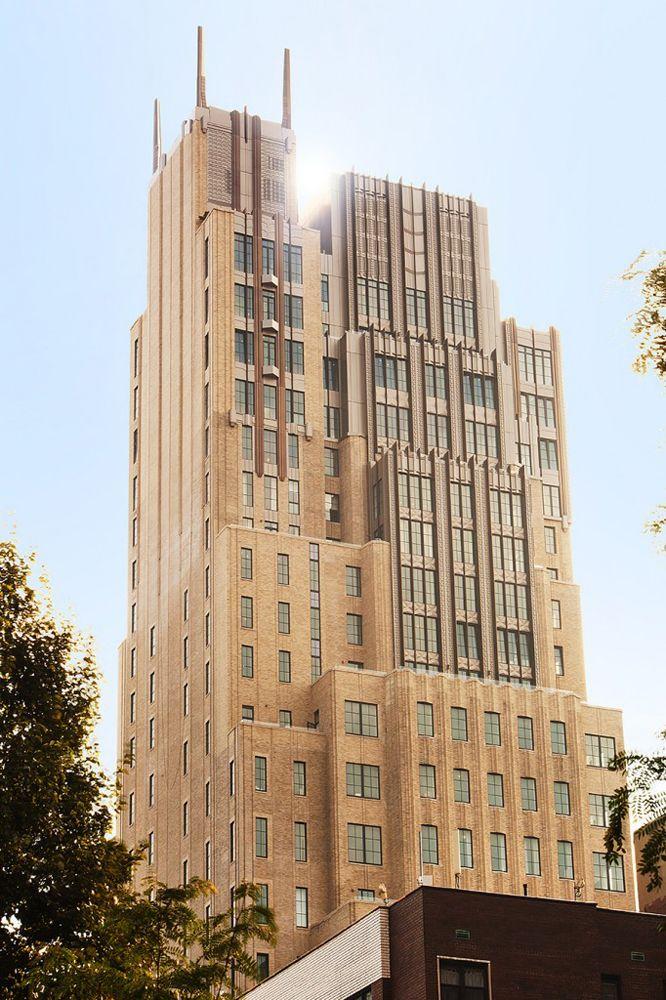 Ground level image of The Walker TowerMidtown Manhattan, New York City