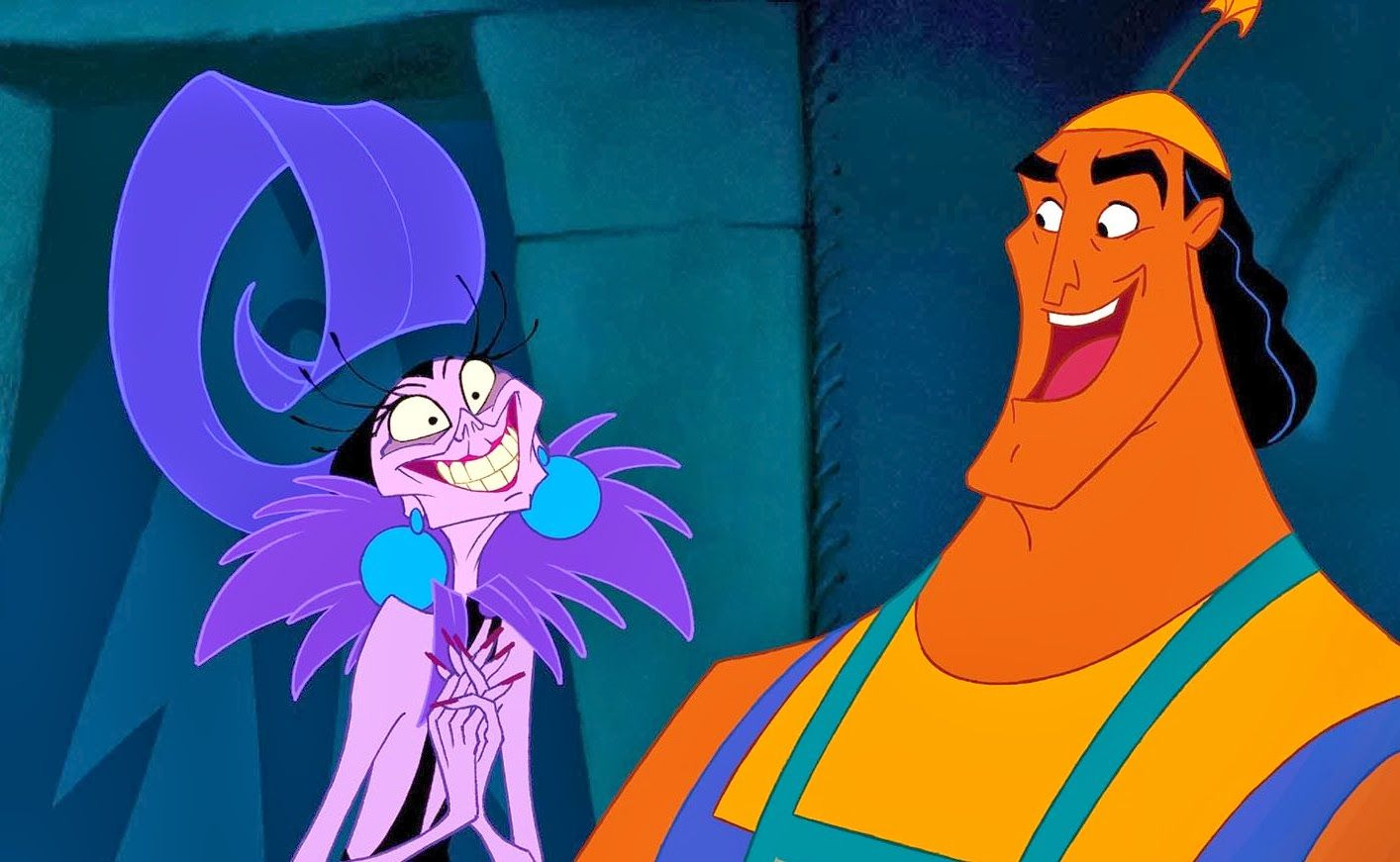Image result for yzma and kronk