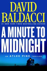 David baldacci book series atlee pine