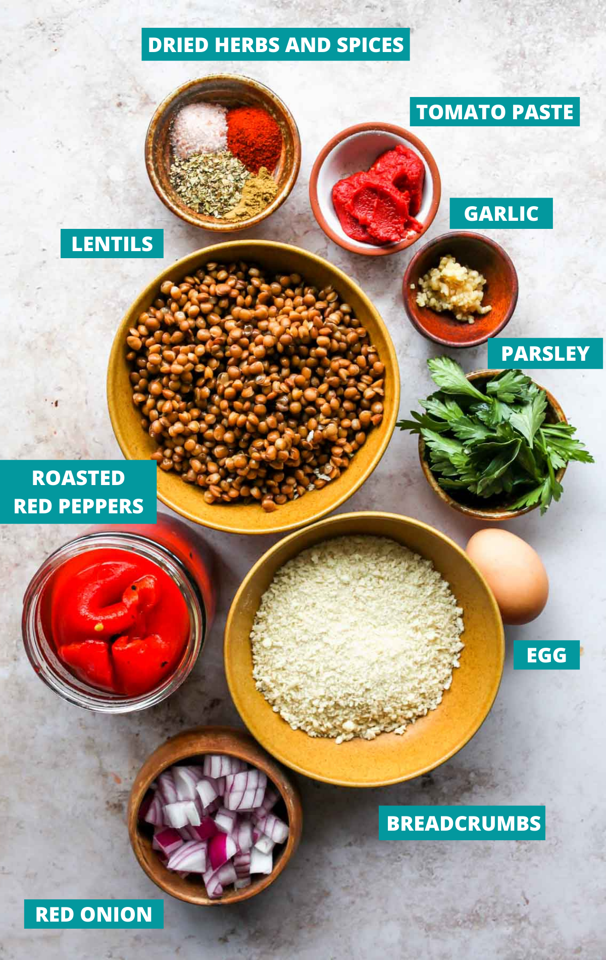 Moroccan Lentil Meatballs With Roasted Red Pepper Sauce Recipe Lentil Meatballs Stuffed Peppers Canned Lentils [ 1900 x 1200 Pixel ]