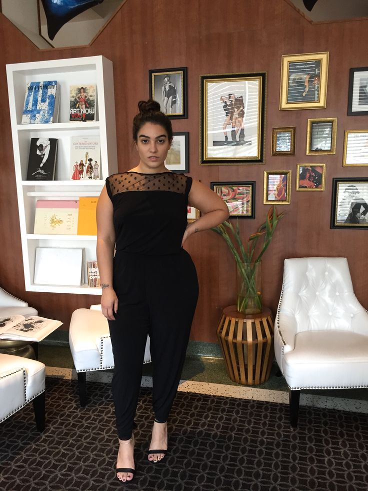 9f2e0e07d0a black jumpsuit