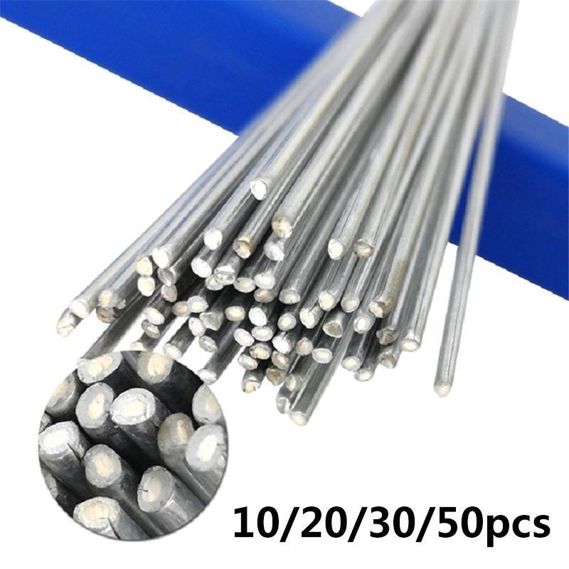 10//20//50pcs Aluminum Welding Solder Wires Low Temperature Cored Brazing Rod