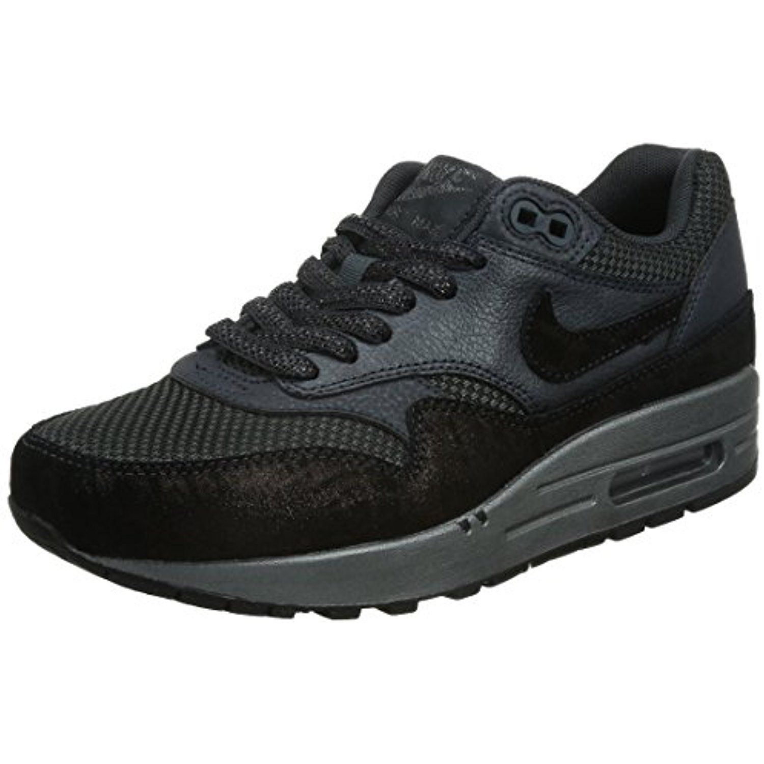 Women's Air Max 1 Prm Running Shoe Click image to