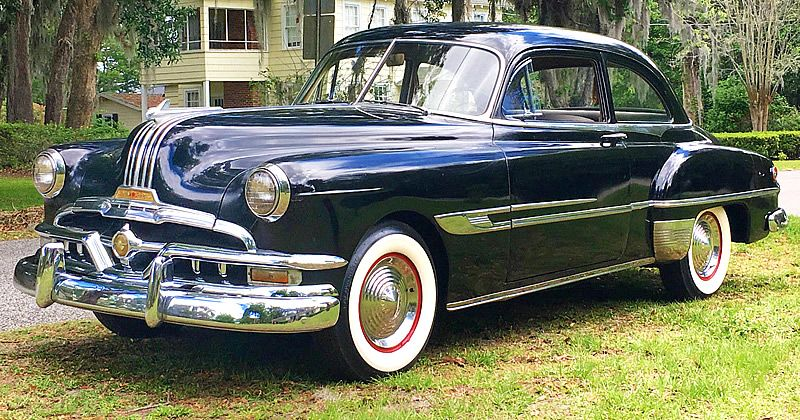 This Solid Black 3 Owner Chieftain Spent The First Fifty Years Of Its Life With The Same Family It Has Certainly Been In 2020 Pontiac Chieftain Classic Cars Pontiac