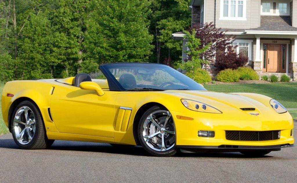 2013 Chevrolet Corvette Grand Sport A Review Corvette