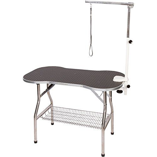 5 Best Portable Dog Grooming Tables 2020 Reviews Raised Grooming In 2020 Dog Grooming Diy Dog Stuff Flying Pig Grooming