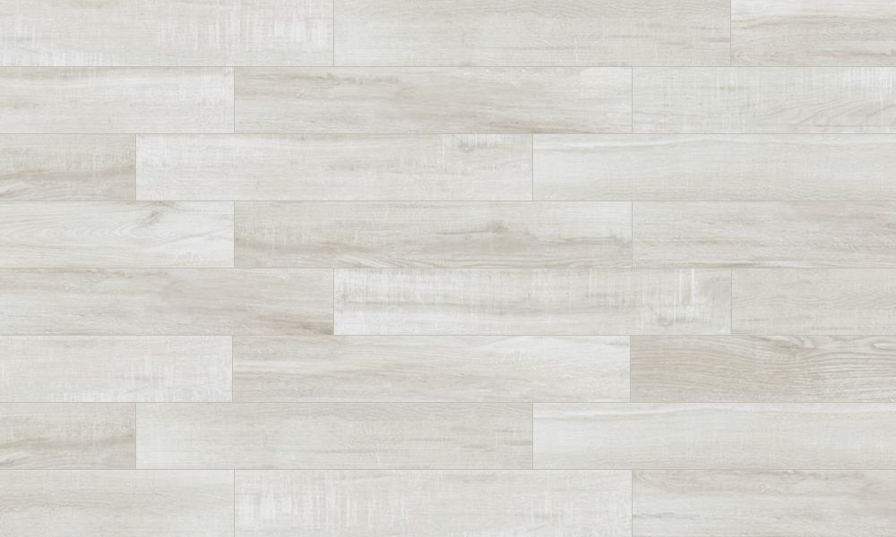 Northwind White 6 X 36 Porcelain Wood Look Tile Cape House