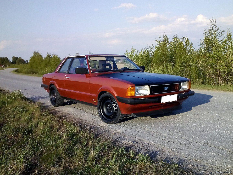 1980 Ford Taunus Tc3 Auto S
